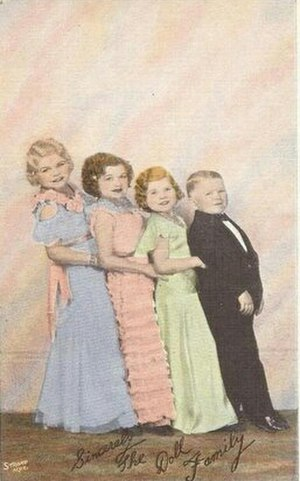 The Doll Family - The Doll Family