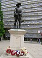 The Gurkha Rifles War Memorial, Horse Guard's Avenue SW1 - geograph.org.uk - 1406229.jpg