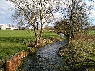 Gypsey Race - Gypsey Race near Bridlington