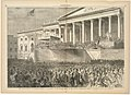 The Inauguration of Abraham Lincoln as President of the United States, at the Capitol, Washington, March 4, 1861 (Boston Public Library).jpg