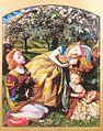 The King's Orchard - Arthur Hughes 2.jpg