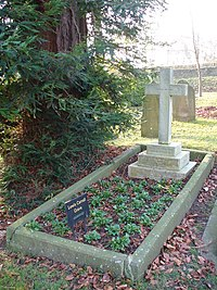 The Lewis Carroll Grave - geograph.org.uk - 646766.jpg
