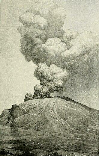 Mount Pelée - 27 May 1902