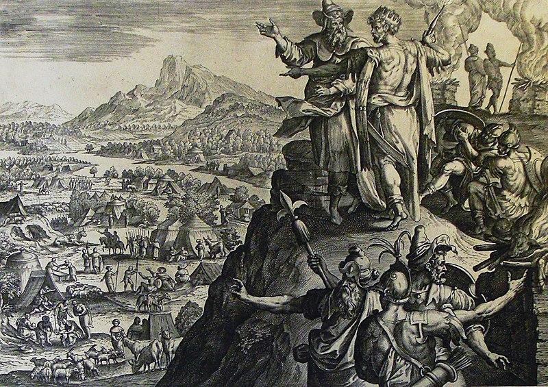 Файл:The Phillip Medhurst Picture Torah 580  Balak's
