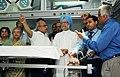 The Prime Minister, Dr. Manmohan Singh at the Sports Injury Centre, at Safdarjung Hospital in New Delhi in September 26, 2010 (1).jpg