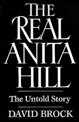 The Real Anita Hill - Image: The Real Anita Hill book cover