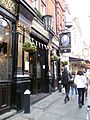 The Salisbury pub London.JPG
