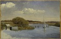 The Shore at Ringsjön II (Gustaf Rydberg) - Nationalmuseum - 18833.tif