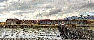 Puerto Natales - Puerto Bories (2010)