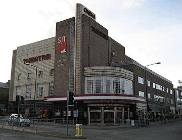 The Stephen Joseph Theatre in Scarborough