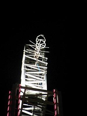 KOAS - Image: The Stratosphere Las Vegas 2 Bay FM Antenna