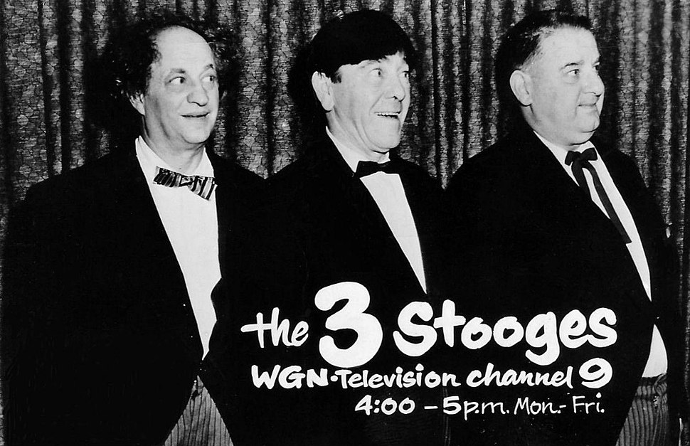 The Three Stooges 1962