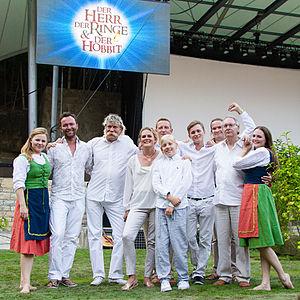 The Tolkien Ensemble - The Tolkien Ensemble, 2015