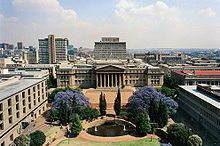University of the Witwatersrand , Johannesburg, South Africa