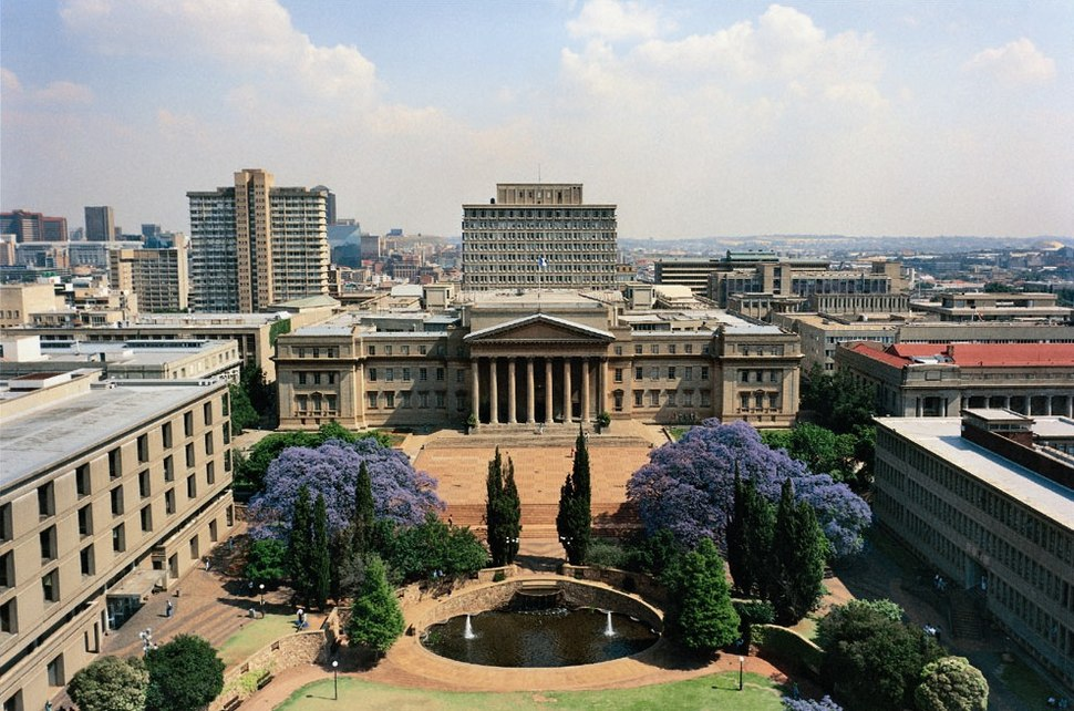 The Wits University East Campus (archived)