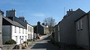 Rhydwyn - Image: The centre of Rhydwyn village geograph.org.uk 1271307