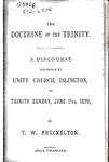 The doctrine of the Trinity.pdf