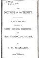 The doctrine of the Trinity.pdf