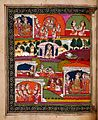 The mahatmya of the fifth adhyaya. The bottom half o Wellcome L0030648.jpg