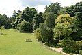 The park seen from the tower of Belsay Castle - geograph.org.uk - 1384737.jpg