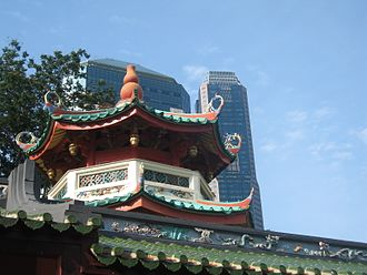 Thian Hock Keng - Image: Thian Hock Keng Temple 6