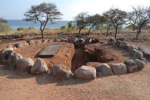 Nagarjunakonda - Megalith Age Burial Area 2nd century A.D.
