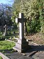 Thomas Brown memorial cross - geograph.org.uk - 644476.jpg