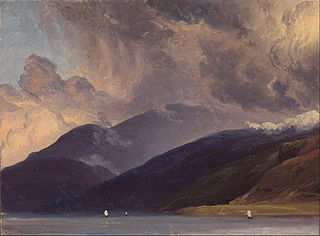 From Balestrand at the Sognefjord