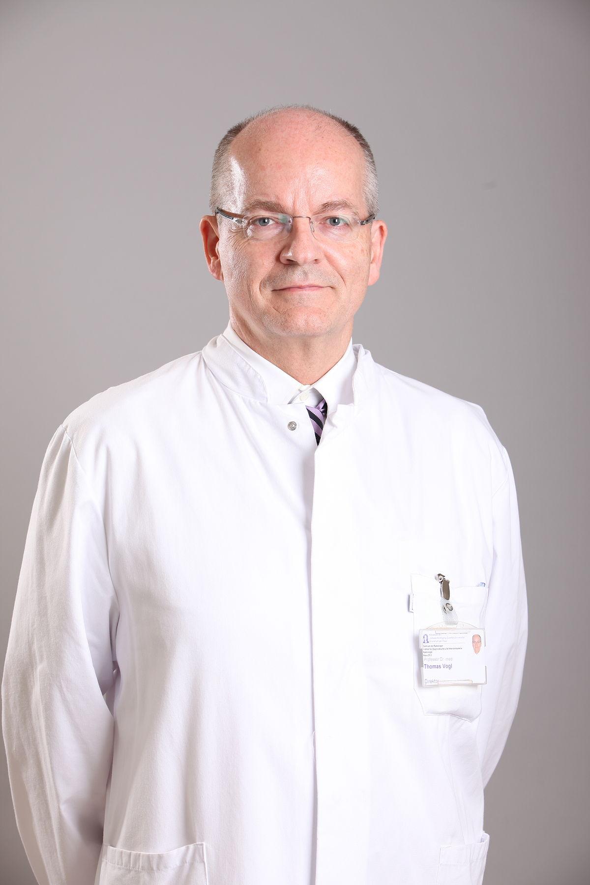 Thomas Vogl (Radiologe) – Wikipedia
