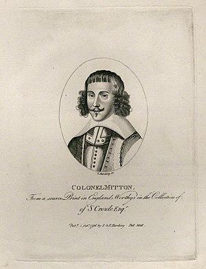 Thomas Mytton - Thomas Mytton, 1796 engraving