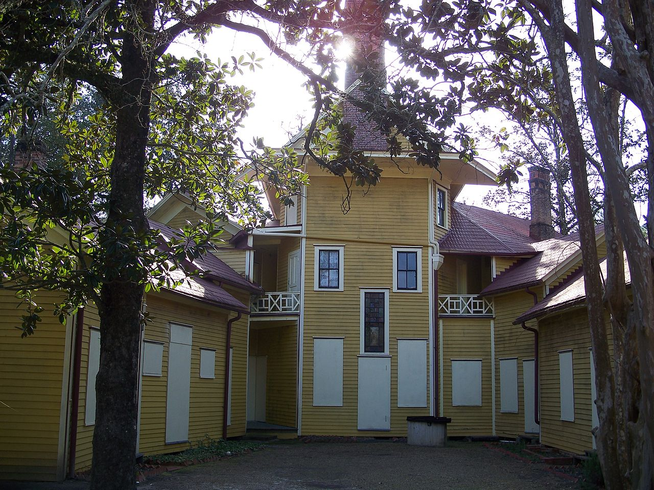 Equinox Near Me >> Lapham-Patterson House – Thomasville, Georgia - Atlas Obscura