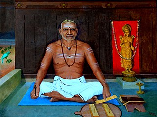 Thunchaththu Ezhuthachan Malayalam devotional poet