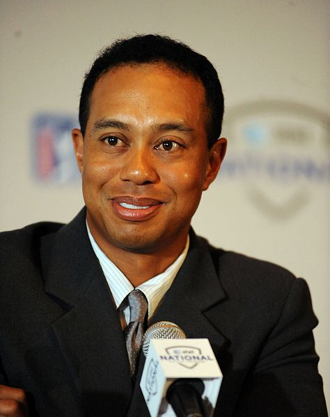 the presence of racism in tiger woods life