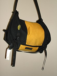 Waterproof Messenger Bag >> Messenger bag - Wikipedia