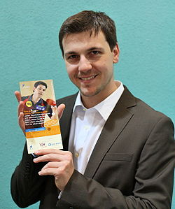 Image illustrative de l'article Timo Boll