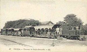 Tinja, Tunisia - Tinja, about 1900