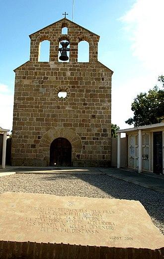 Tiurana - St. Peter's church, Tiurana
