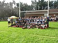 Tiverton , Tiverton Rugby Football Club and 1st Rifles - geograph.org.uk - 1476698.jpg