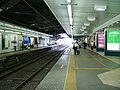 Tokyu-railway-oimachi-line-Jiyugaoka-station-platform 20080822.jpg
