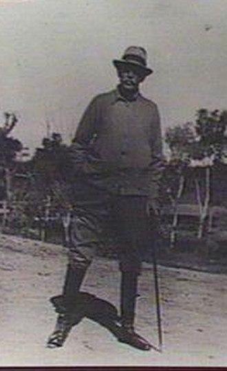 Tom Bridges - Bridges in 1927
