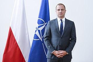 Tomasz Szatkowski Polish politician