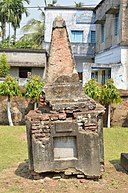 Tomb Of Bonham Brook Faunce 1808-1840 - Dutch Cemetery - Chinsurah - Hooghly 2017-05-14 8464.JPG