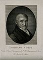 Tommaso Volpi. Line engraving by A. Gravagni after C. Ferrer Wellcome V0006098.jpg