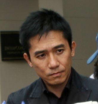 Wong Kar-wai - Tony Leung Chiu-wai, Wong's frequent leading man