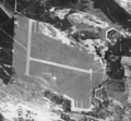Toruń airfield (EPTO) (Poland) seen by the American reconnaissance satellite Corona 98 (KH-4A 1023) (1965-08-23).png