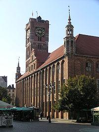 Ratusz Staromiejski w Toruniu, główna siedziba toruńskiego Muzeum Okręgowego
