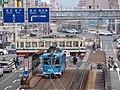 Tosadentetsu Harimayabashi crossing.jpg