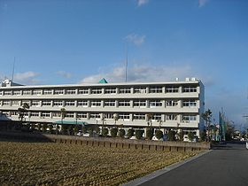 Touan Junior High School2008-1.jpg