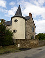 Tour du manoir du Verger, Miniac-sous-Bécherel, France.jpg