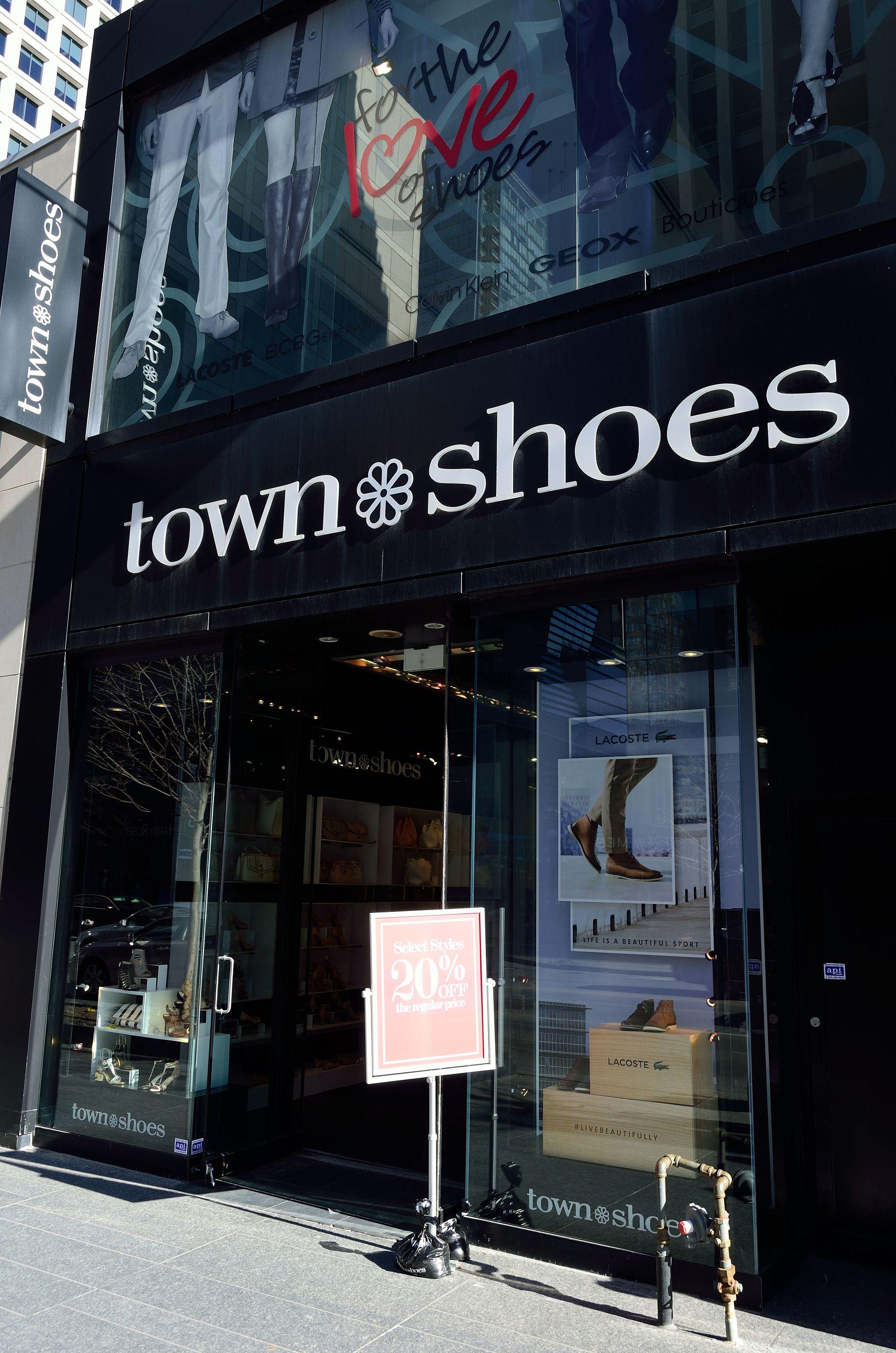 Shoe Stores Regina